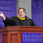 HPU High Point University Steve Wozniak