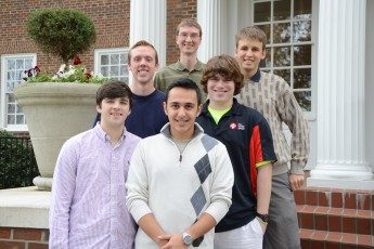 Students Win Honors at Mid-South Computing Conference, Regional Programming Contest