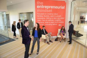 Students Receive Start-Up Funds for Business Ventures