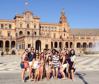 Maymester Immerses HPU Students in Spanish Culture
