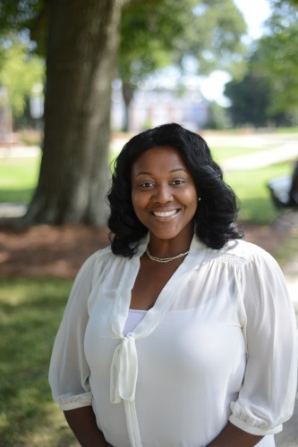 HPU Welcomes Salone as Assistant Director of Admissions