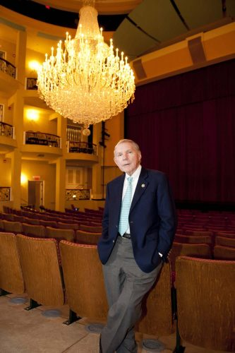 Hayworth Gift Supports Renovations to HPU's Chapel