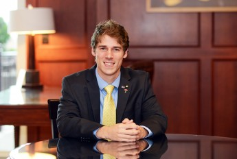 Class of 2014 Profile: David Mitchell Is Called to Lead at Travelers