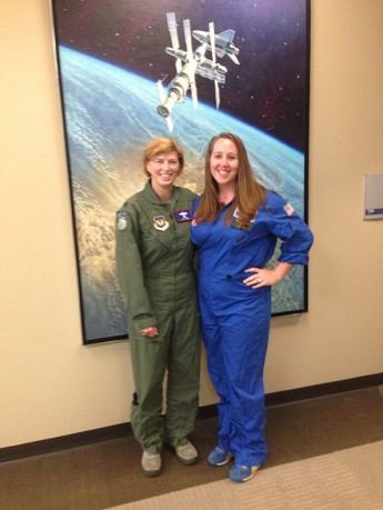 Education Graduate Receives Position with NASA Space Camp