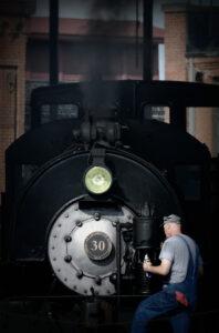 Dimensions 2 VanWinkle American Locomotive