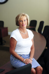 High Point University Professor Shirley Disseler