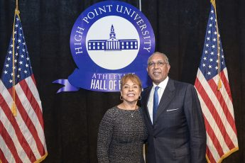 HPU Reaches $300 Million in Giving with New Gift from Coach Tubby and Donna Smith