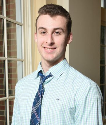 Class of 2019 Outcomes: Lane Inchalik Engages with Edward Jones