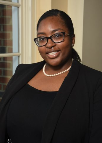 Class of 2019 Outcomes: Janay Peebles Practices Faith and Finance