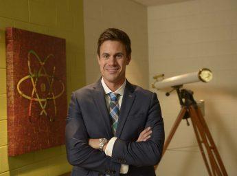 Astrophysics Professor Awarded $60,000 Telescope Allocation to Study the Stars