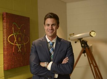 HPU Professor Receives NSF Grant for Astrophysics Research and Service Learning Course