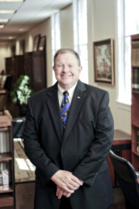 High Point University Provost Dr. Dennis Carroll