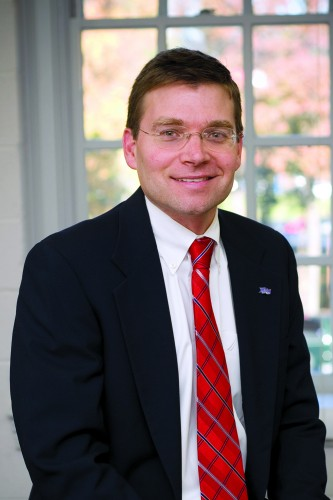 Professor Named to Board of Directors for High Point Economic Development Corporation