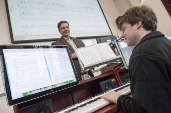 When Words Fail, Music Speaks – An HPU Faculty Member and His Love for Music