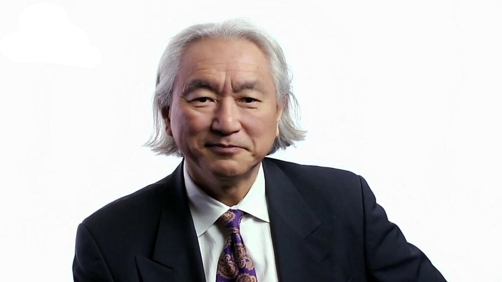 Dr. Michio Kaku High Point University Physicist