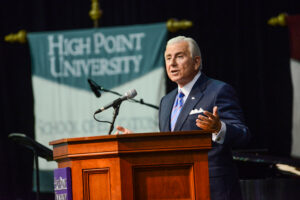 Dr. Qubein Senior Send-Off