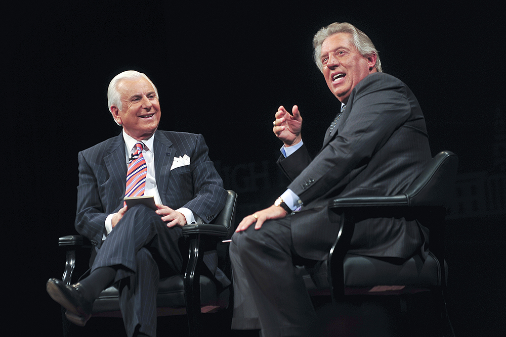 Dr. Qubein and John Maxwell