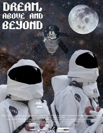 HPU Student Produces Movie About Space Flight