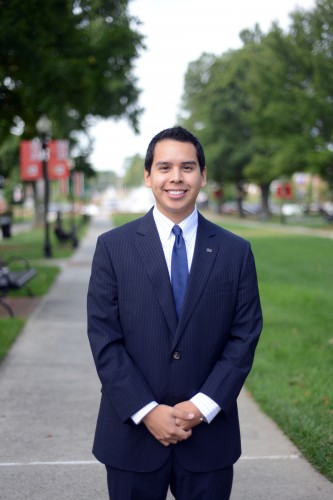 HPU Welcomes Robinson as Admissions Counselor