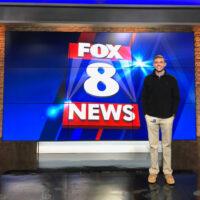 Dylan at FOX8 1