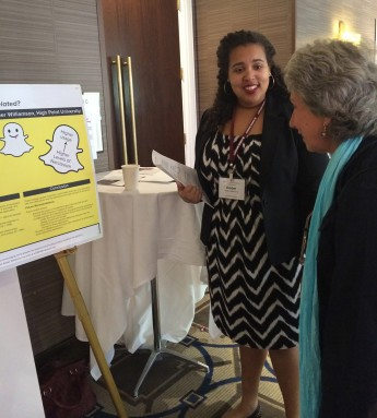 Communication Students and Alumni Present Research at ECA Conference