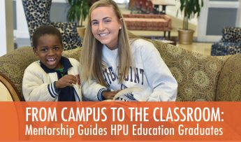 From Campus to the Classroom: Mentorship Guides HPU Education Graduates