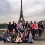 Eiffel Tower Group Maymester