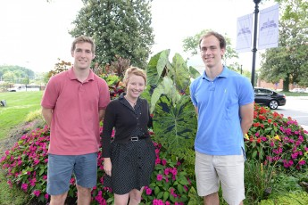 HPU Research Sheds Light on Plant Pigments
