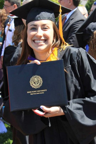 Class of 2014 Outcomes: Elizabeth Johnson Puts Sales Skills in Action at Citrix Sharefile