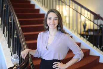 December Extraordinary Leader Finds New Educational Experiences at HPU