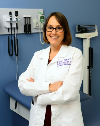 HPU Welcomes New Assistant Professor in Physician Assistant Studies