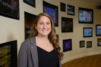 Student Helps Produce Live Episodes of 'The Late Show with Stephen Colbert'