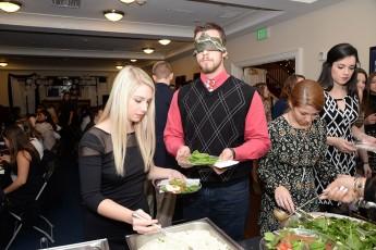 Fraternity Hosts Empathy Dinner
