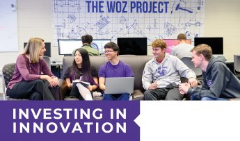 Investing in Innovation: The pioneering spirit of HPU's Webb School of Engineering