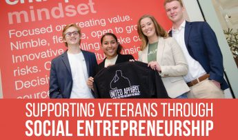 United Apparel: Supporting Veterans Through Social Entrepreneurship