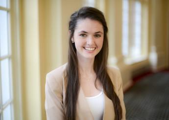 Class of 2016 Profile: Erika Peoples Attends Graduate School