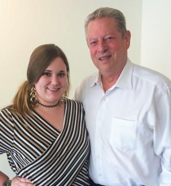 Senior Interns for Al Gore