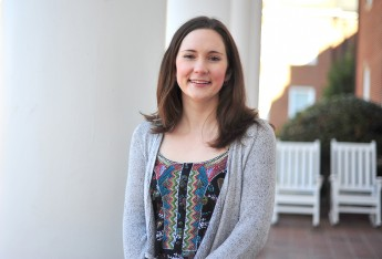 Sophomore Honored with a National Award for Service
