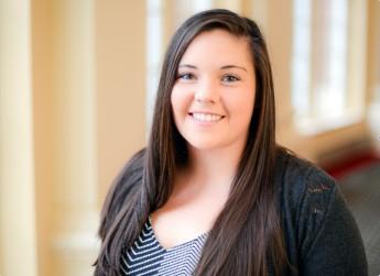 Class of 2016 Profile: Erin Monahan Pursues Ph.D.