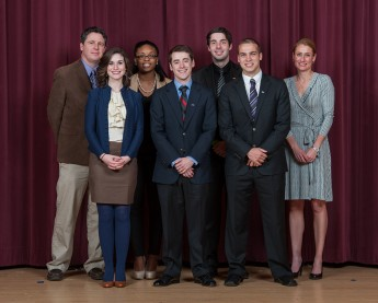 HPU Reaches Semifinals in Ethics Bowl