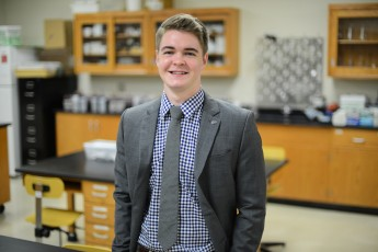 November's Extraordinary Leader: Chemistry Fuels a Life's Ambition