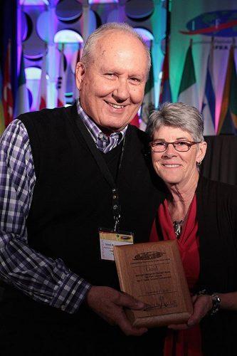 Event Management Program Wins International Award