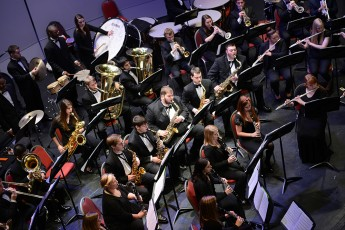 Upcoming Concert to Showcase Advanced Talents of Symphonic Band