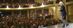 HPU Welcomes 4,000 Visitors for Annual Family Weekend