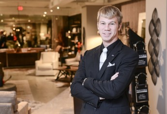 High Point Furniture Market is Learning Lab for Students