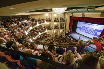 HPU's Fall Family Weekend to Bring Thousands of Visitors to Campus and City