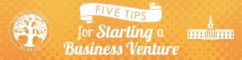 5 Tips for Starting a Business Venture