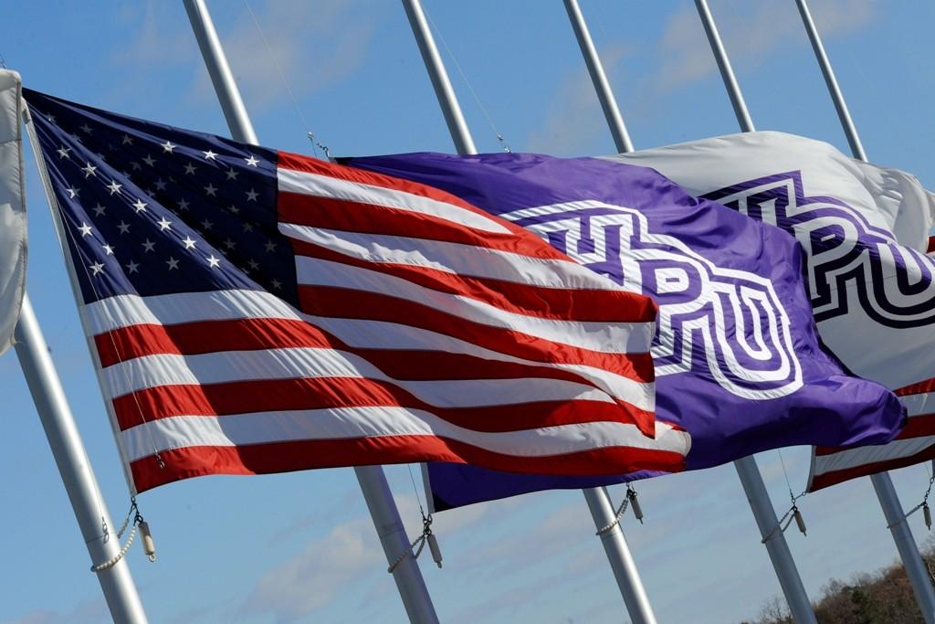 Flags half-staff