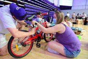 Freshman Bike Build 2