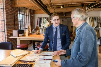 Students Work with Top Companies at Furniture Market